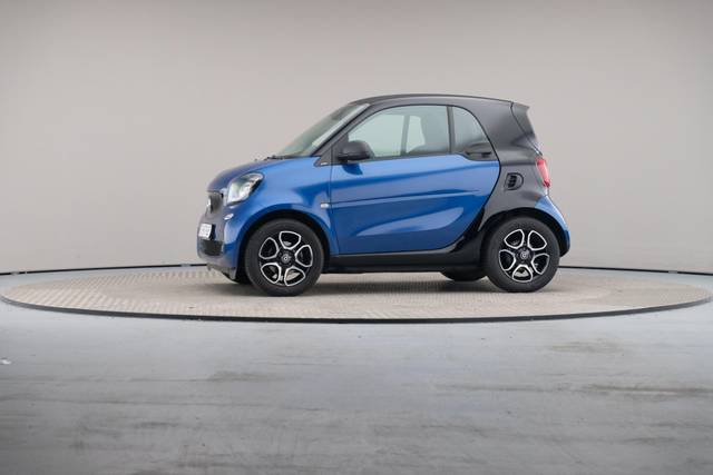 Smart Fortwo Coupé twinamic passion Sitzhzg Navi-360 image-3