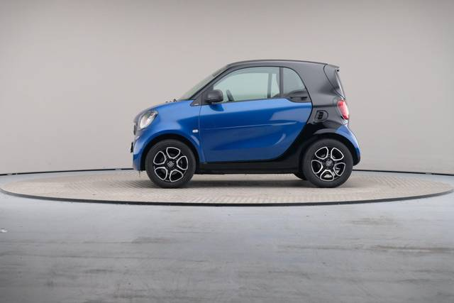 Smart Fortwo Coupé twinamic passion Sitzhzg Navi-360 image-4