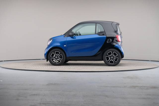 Smart Fortwo Coupé twinamic passion Sitzhzg Navi-360 image-5