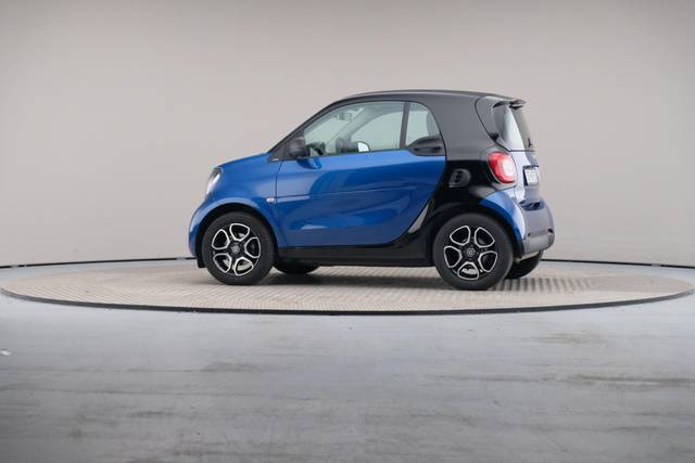 Smart Fortwo Coupé twinamic passion Sitzhzg Navi-360 image-6