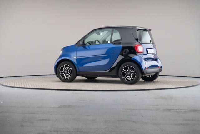 Smart Fortwo Coupé twinamic passion Sitzhzg Navi-360 image-7