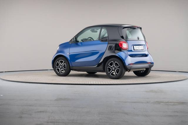 Smart Fortwo Coupé twinamic passion Sitzhzg Navi-360 image-8