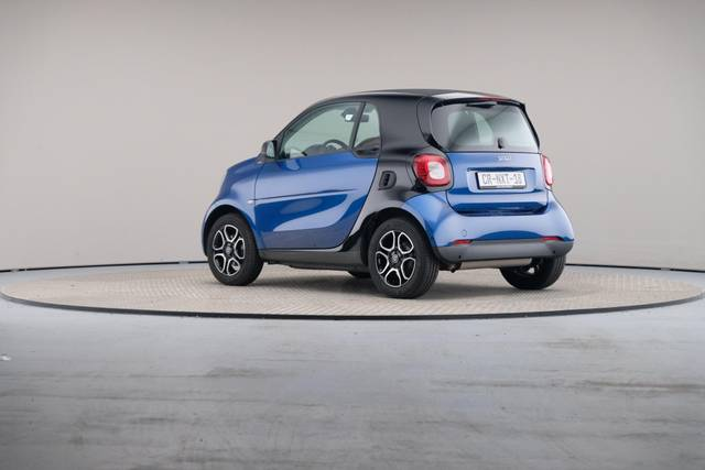 Smart Fortwo Coupé twinamic passion Sitzhzg Navi-360 image-9