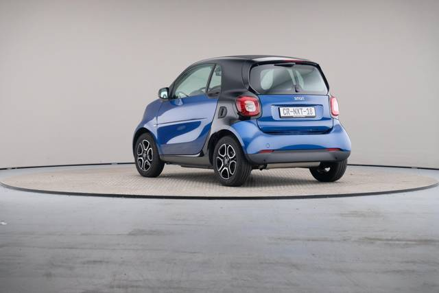 Smart Fortwo Coupé twinamic passion Sitzhzg Navi-360 image-10