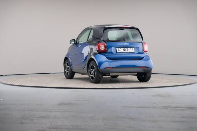 Smart Fortwo Coupé twinamic passion Sitzhzg Navi-360 image-11