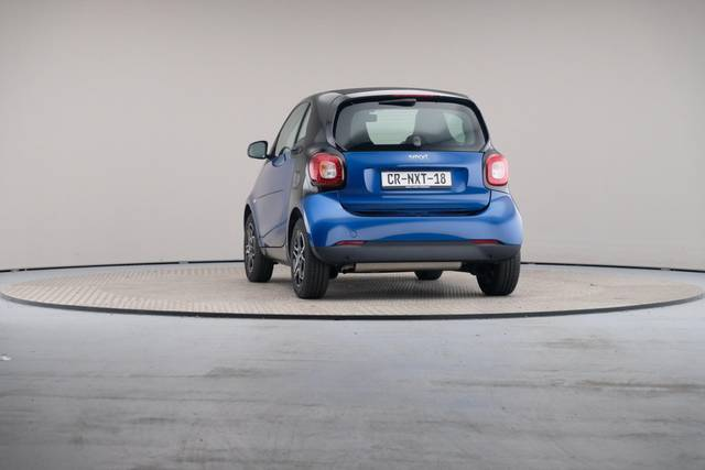 Smart Fortwo Coupé twinamic passion Sitzhzg Navi-360 image-12