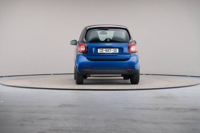 Smart Fortwo Coupé twinamic passion Sitzhzg Navi-360 image-13