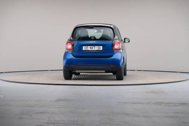 Smart Fortwo Coupé twinamic passion Sitzhzg Navi-360 image-14