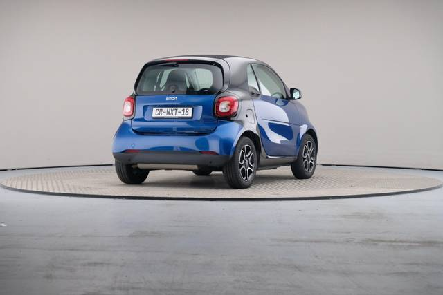 Smart Fortwo Coupé twinamic passion Sitzhzg Navi-360 image-16