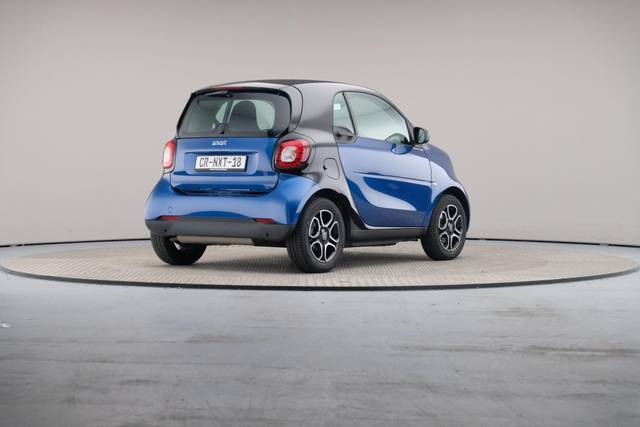 Smart Fortwo Coupé twinamic passion Sitzhzg Navi-360 image-17