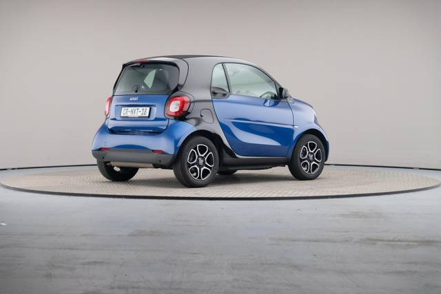 Smart Fortwo Coupé twinamic passion Sitzhzg Navi-360 image-18