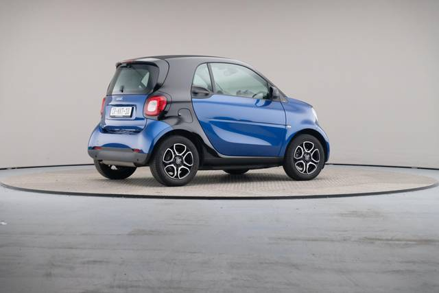 Smart Fortwo Coupé twinamic passion Sitzhzg Navi-360 image-19