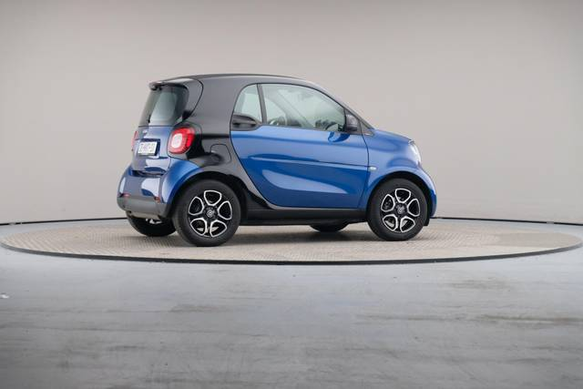 Smart Fortwo Coupé twinamic passion Sitzhzg Navi-360 image-20