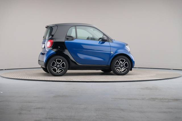 Smart Fortwo Coupé twinamic passion Sitzhzg Navi-360 image-21