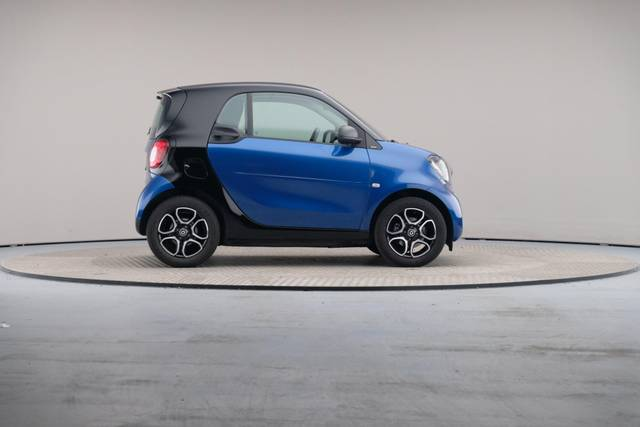 Smart Fortwo Coupé twinamic passion Sitzhzg Navi-360 image-22