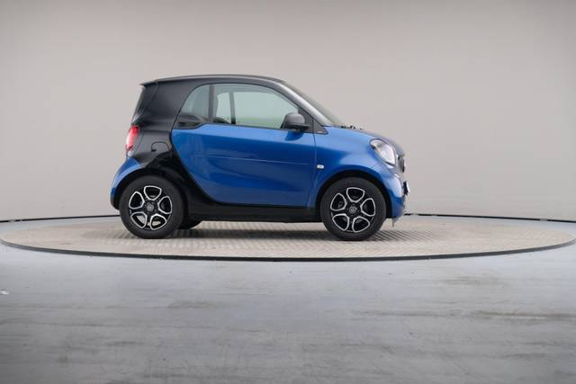 Smart Fortwo Coupé twinamic passion Sitzhzg Navi-360 image-23