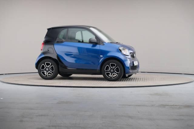 Smart Fortwo Coupé twinamic passion Sitzhzg Navi-360 image-24
