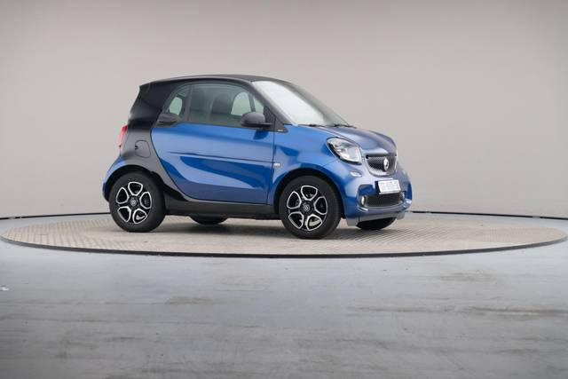 Smart Fortwo Coupé twinamic passion Sitzhzg Navi-360 image-25