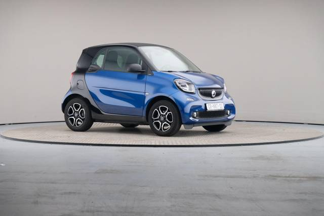 Smart Fortwo Coupé twinamic passion Sitzhzg Navi-360 image-26