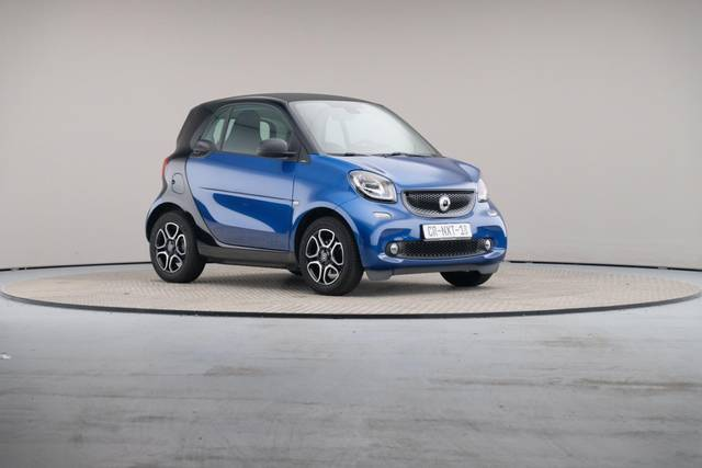 Smart Fortwo Coupé twinamic passion Sitzhzg Navi-360 image-27