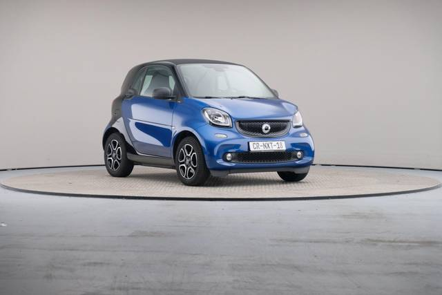 Smart Fortwo Coupé twinamic passion Sitzhzg Navi-360 image-28