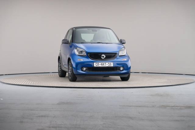 Smart Fortwo Coupé twinamic passion Sitzhzg Navi-360 image-30