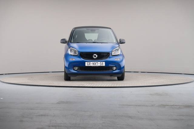 Smart Fortwo Coupé twinamic passion Sitzhzg Navi-360 image-31