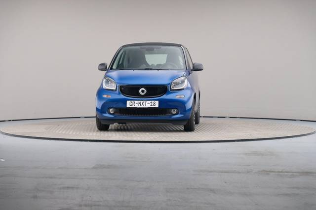 Smart Fortwo Coupé twinamic passion Sitzhzg Navi-360 image-32