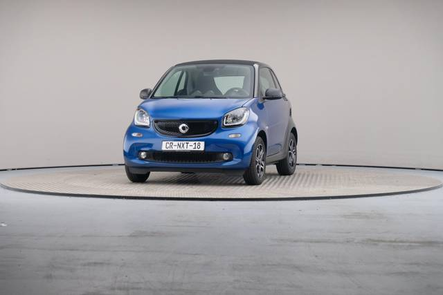 Smart Fortwo Coupé twinamic passion Sitzhzg Navi-360 image-33