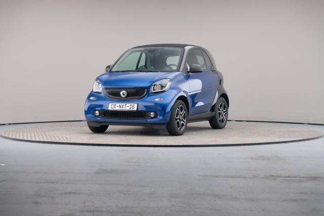 Smart Fortwo Coupé twinamic passion Sitzhzg Navi-360 image-34