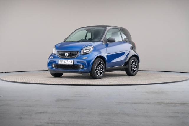 Smart Fortwo Coupé twinamic passion Sitzhzg Navi-360 image-35