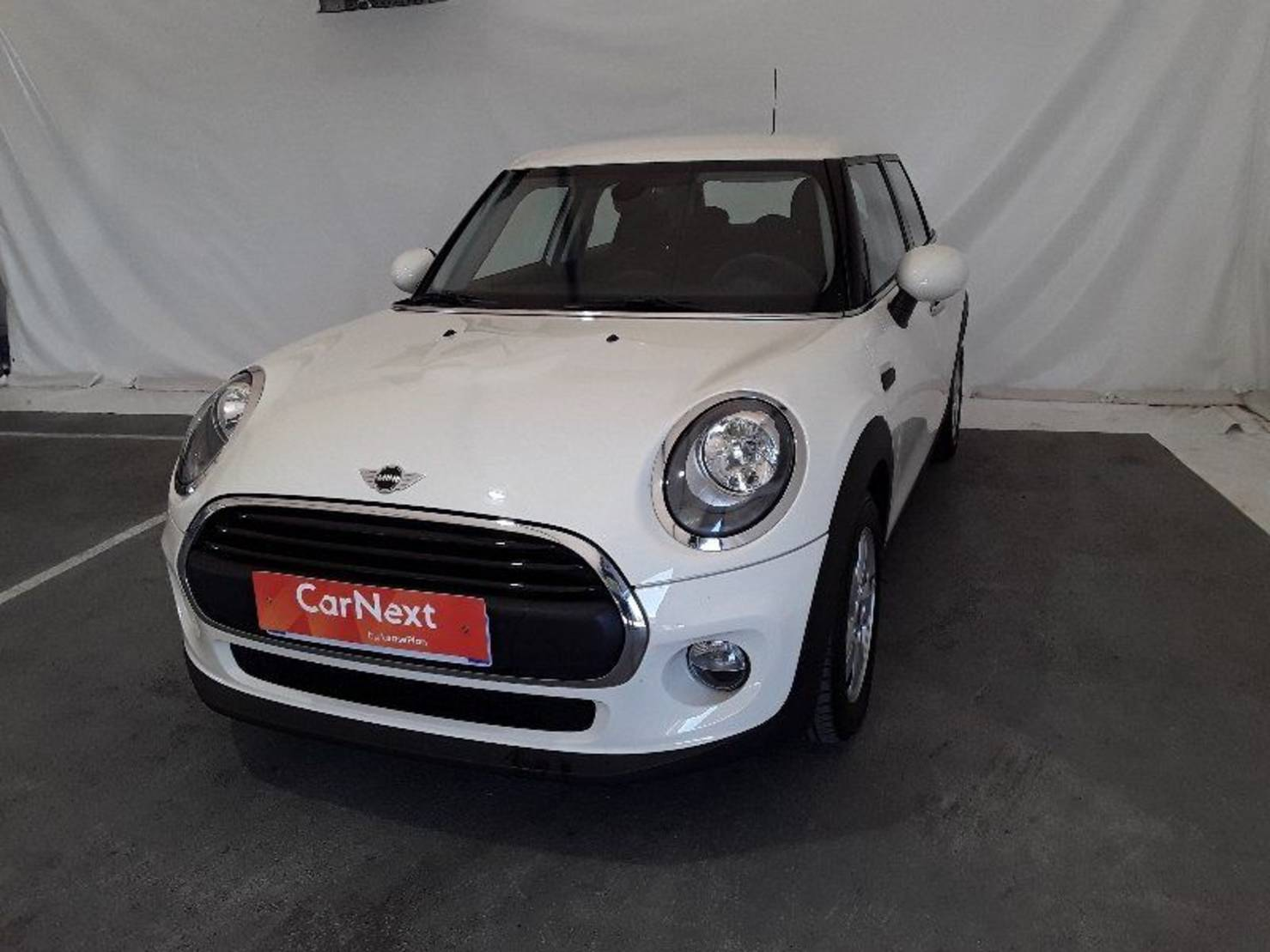 MINI One D 95 ch, Finition Business detail1
