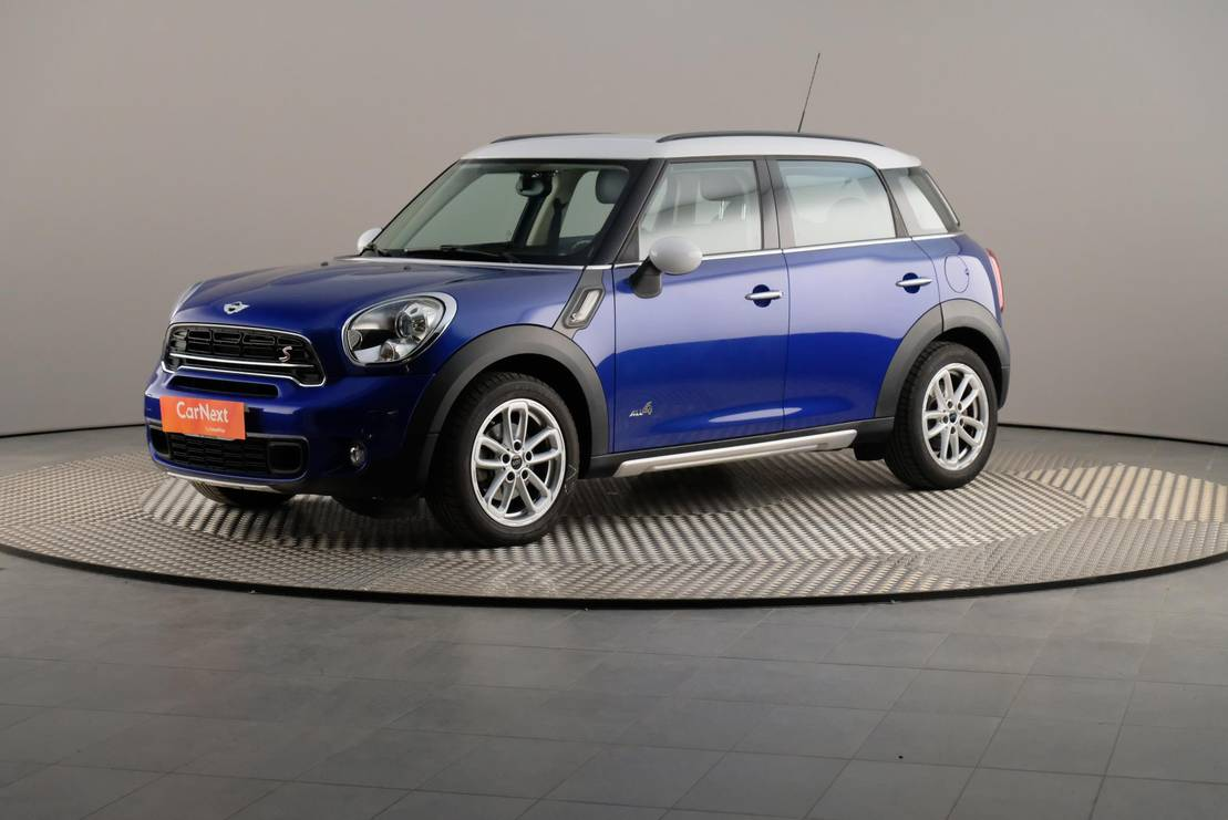MINI Countryman Cooper SD All4, 360-image0