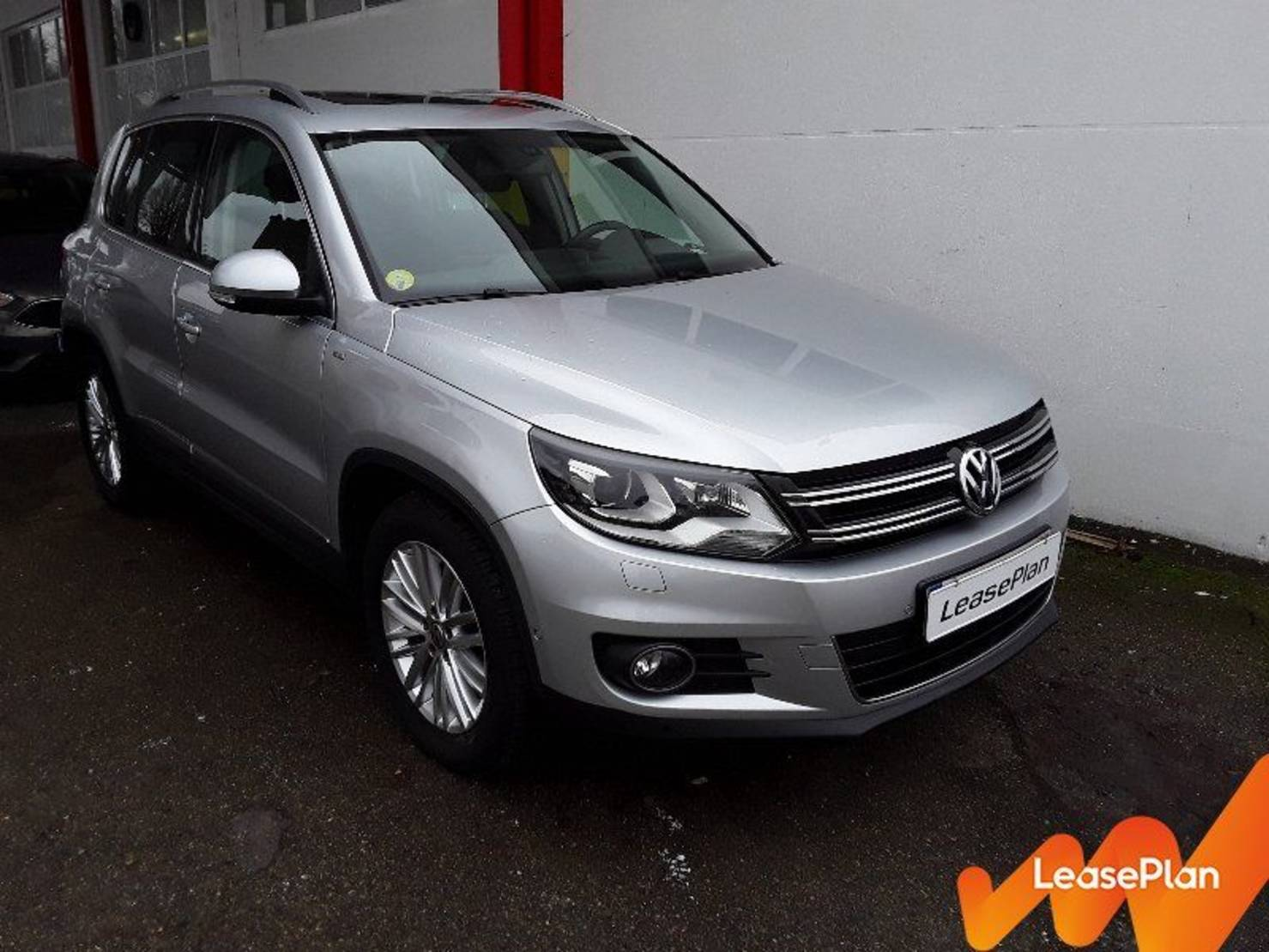 Volkswagen Tiguan 2.0 TDI 140 FAP BlueMotion Technology, Cup detail1