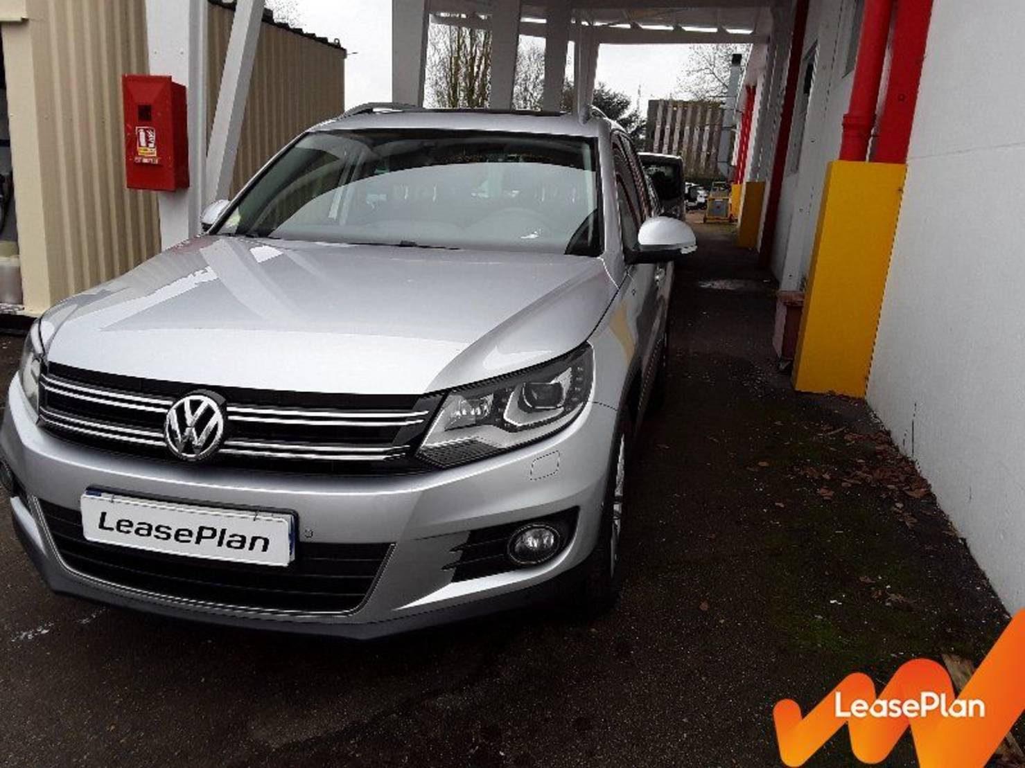 Volkswagen Tiguan 2.0 TDI 140 FAP BlueMotion Technology, Cup detail2