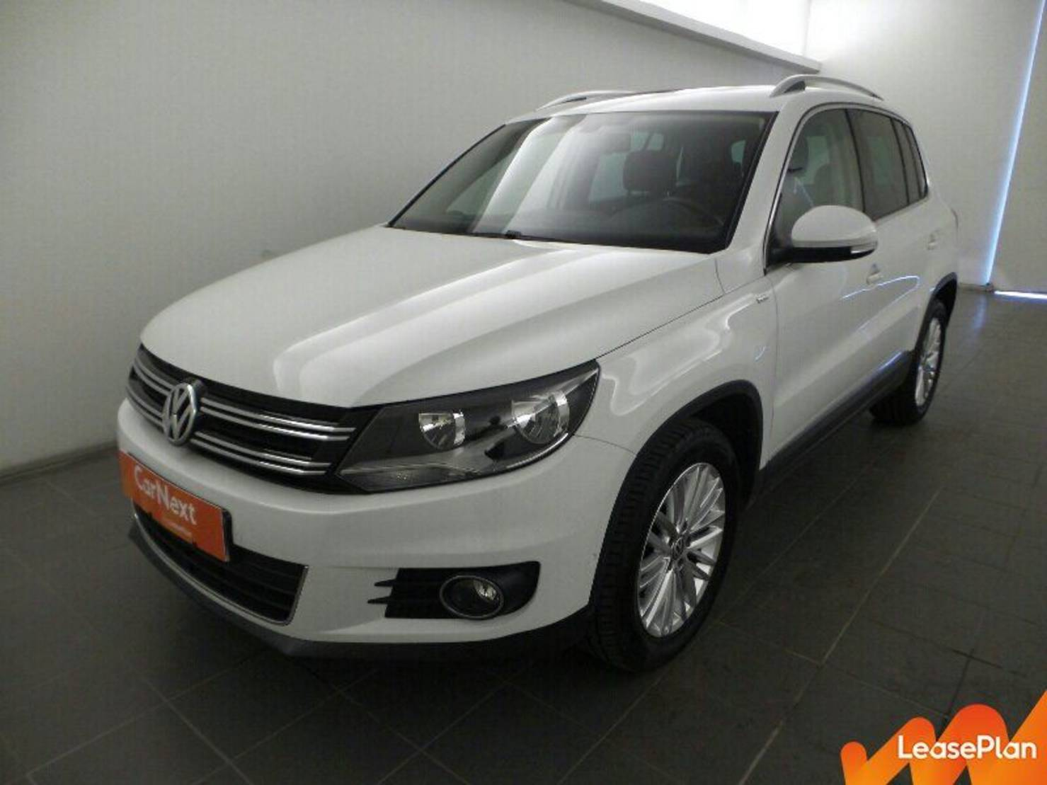 Volkswagen Tiguan 2.0 TDI 110 FAP BlueMotion Technology, Cup detail1