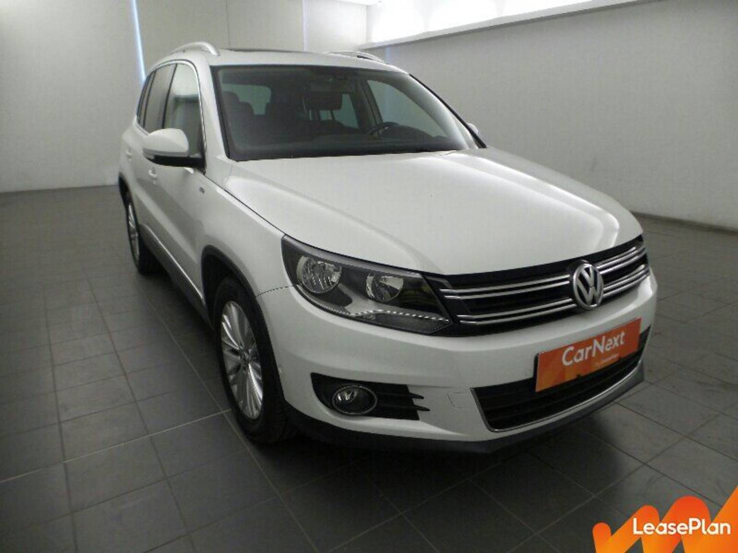 Volkswagen Tiguan 2.0 TDI 110 FAP BlueMotion Technology, Cup detail2