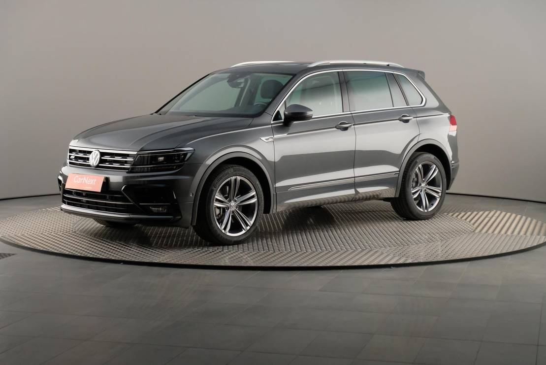 Volkswagen Tiguan 2.0 Tdi 140kw Executive Bmt 4motion Dsg, 360-image0