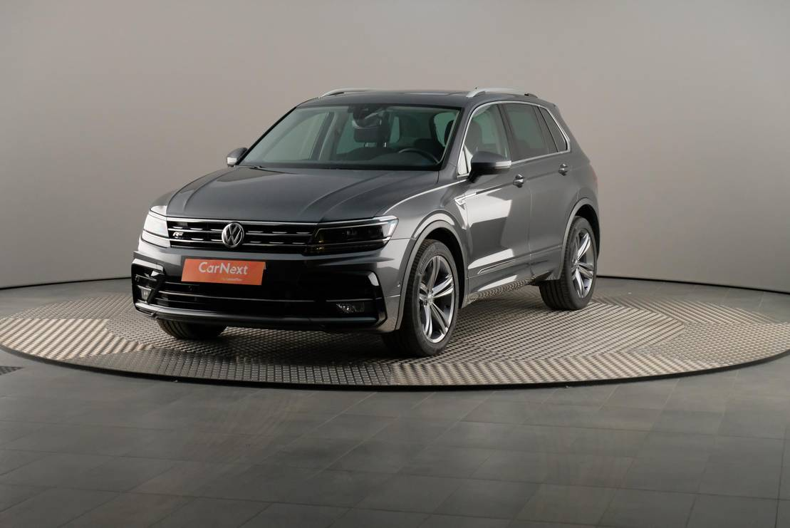 Volkswagen Tiguan 2.0 Tdi 140kw Executive Bmt 4motion Dsg, 360-image34