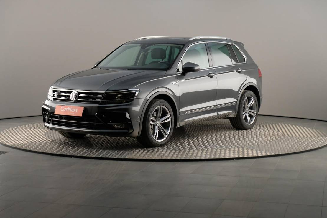 Volkswagen Tiguan 2.0 Tdi 140kw Executive Bmt 4motion Dsg, 360-image35
