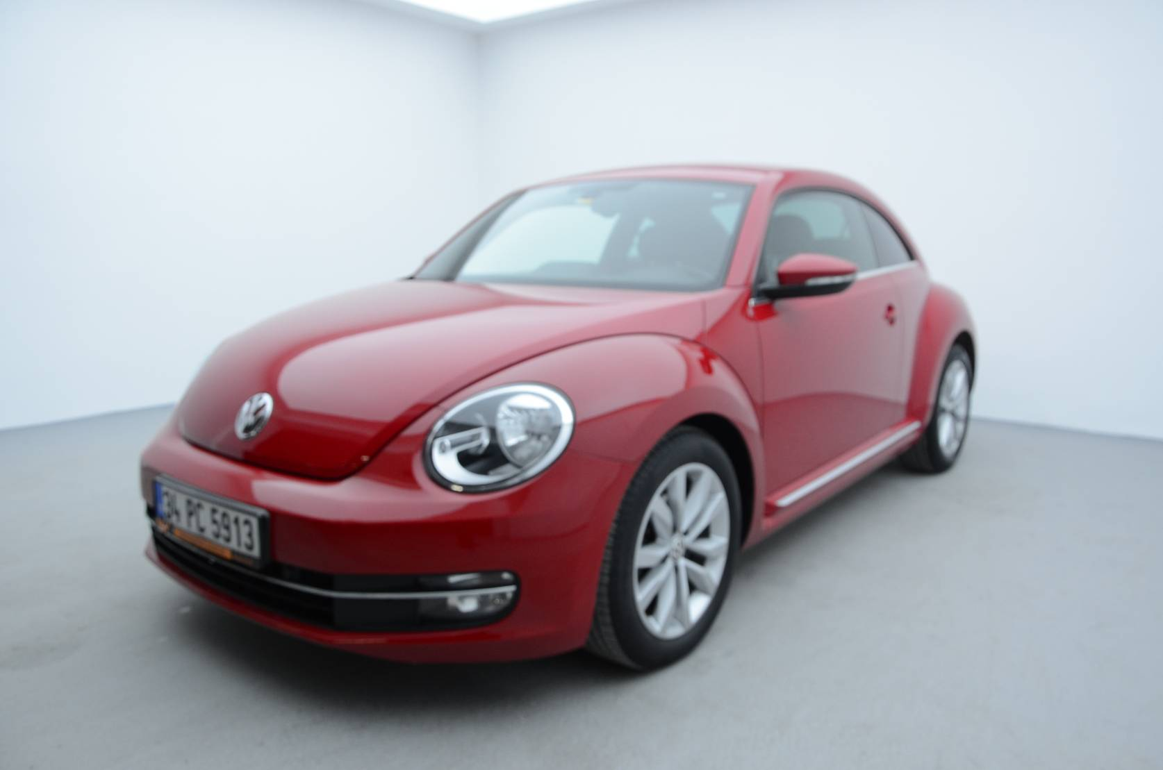 Volkswagen Beetle The 1.2 TSI DSG Blue Motion Technologie, Design detail1
