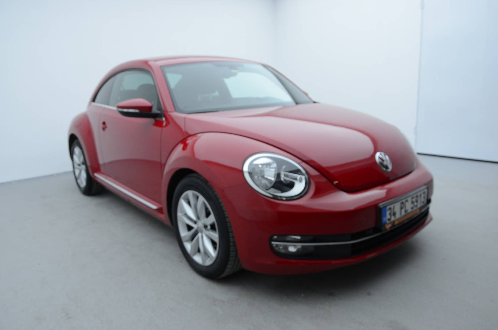 Volkswagen Beetle The 1.2 TSI DSG Blue Motion Technologie, Design detail2