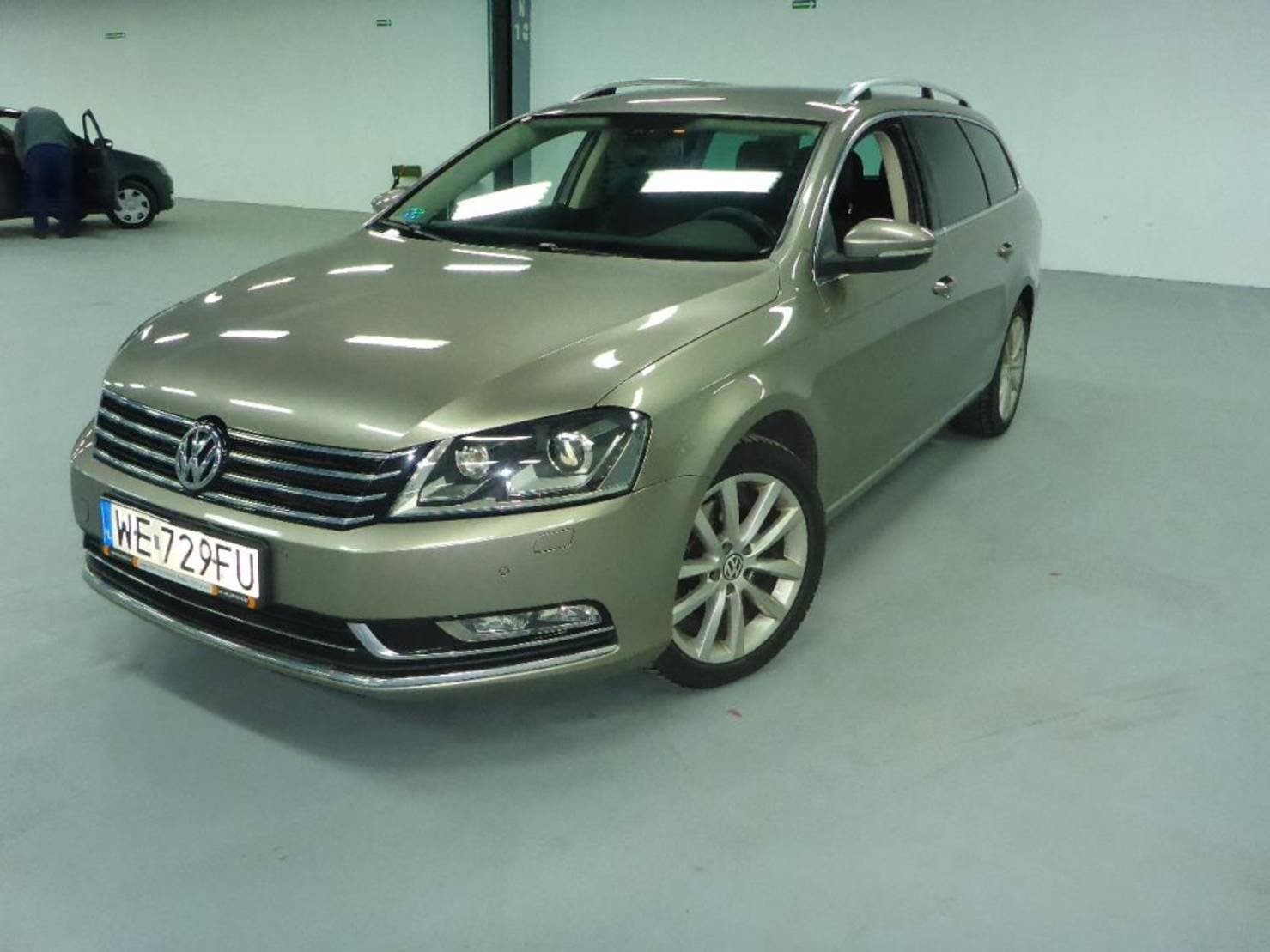 Volkswagen Passat Variant 2.0 TDI DSG BlueMotion Technology, Highline detail1