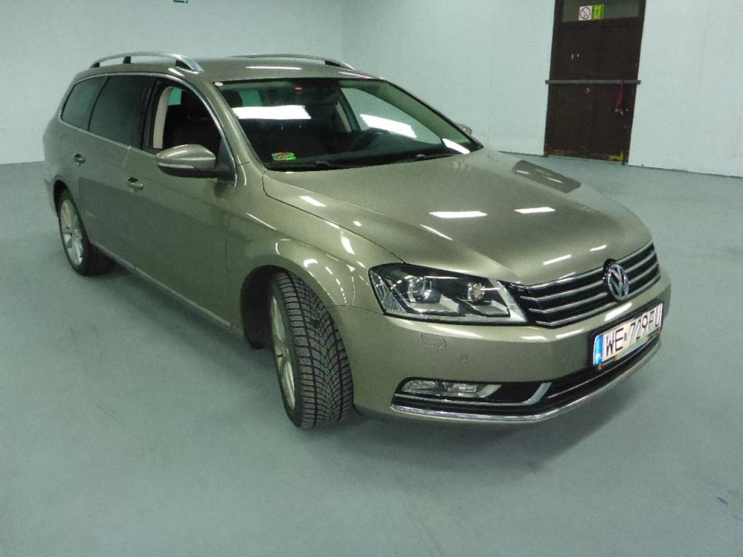 Volkswagen Passat Variant 2.0 TDI DSG BlueMotion Technology, Highline detail2