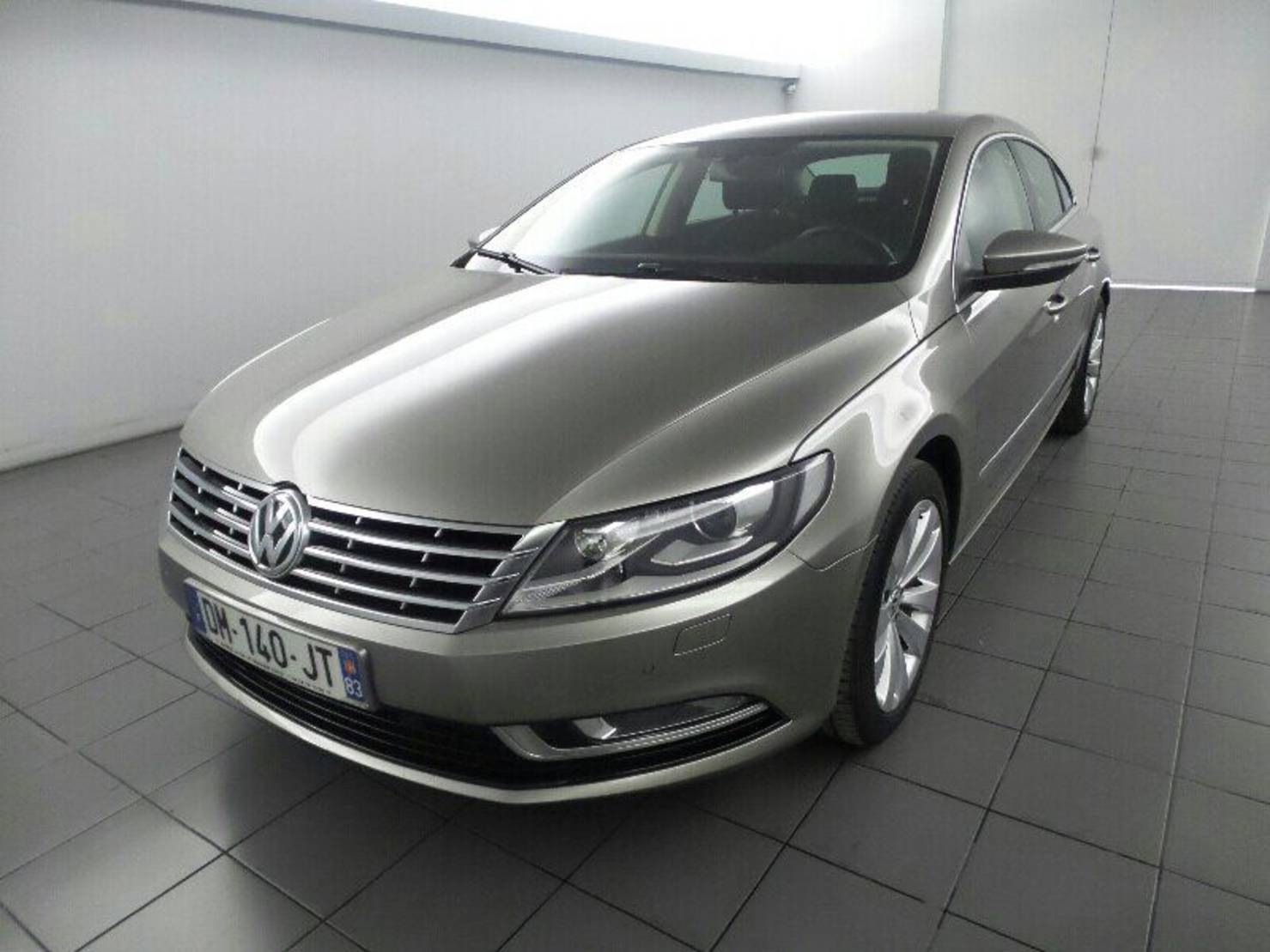 Volkswagen CC 2.0 TDI 140 FAP BlueMotion Technology, Business DSG6 detail1