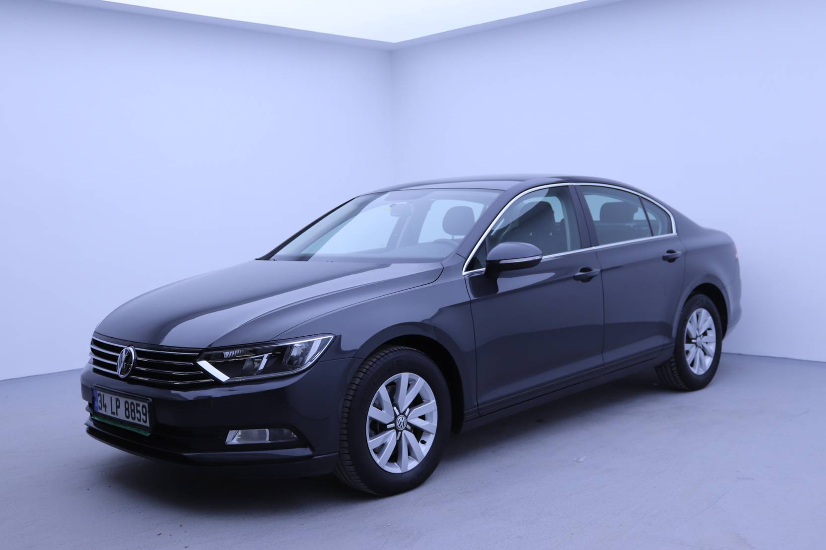 Volkswagen Passat 1.6 TDI (BlueMotion Technology) DSG, Trendline detail1