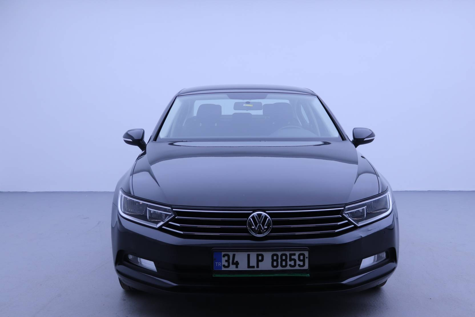 Volkswagen Passat 1.6 TDI (BlueMotion Technology) DSG, Trendline detail2