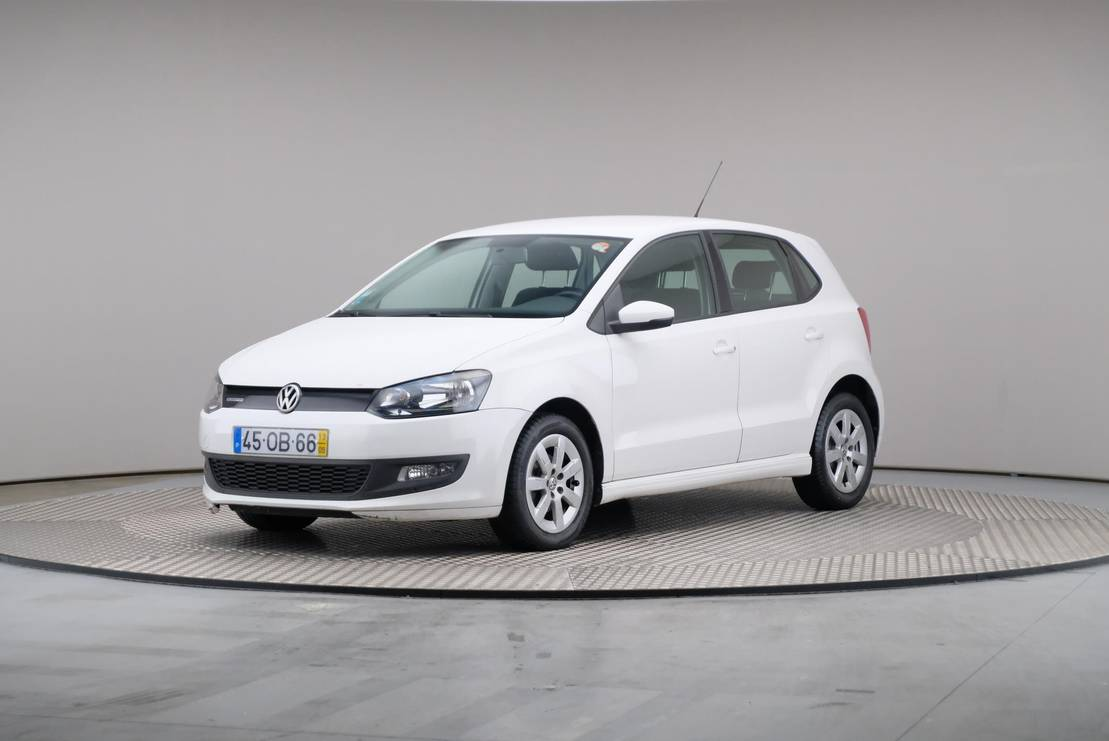 Volkswagen Polo 1.2 TDi BlueMotion 88g, 360-image0