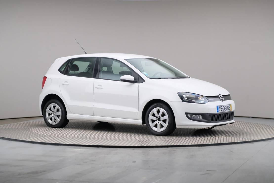 Volkswagen Polo 1.2 TDi BlueMotion 88g, 360-image27
