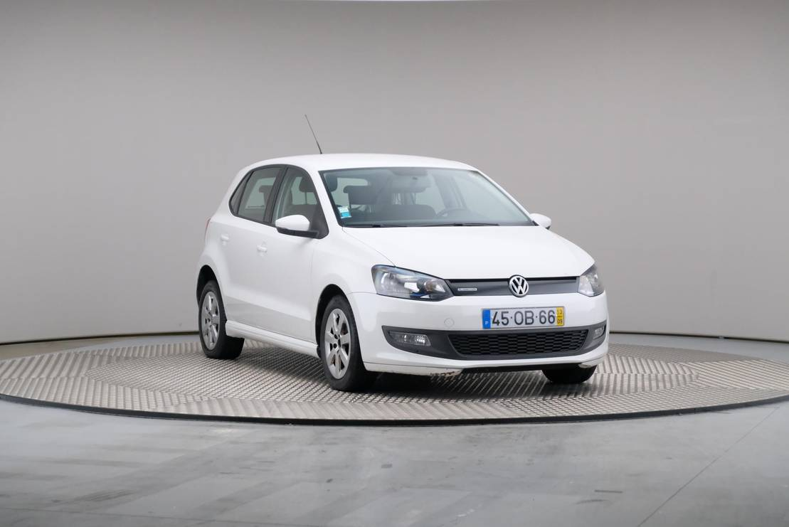 Volkswagen Polo 1.2 TDi BlueMotion 88g, 360-image30